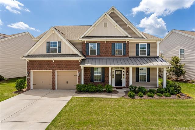 1296 Middlecrest Drive, Concord, NC 28027 (#3522812) :: The Sarver Group
