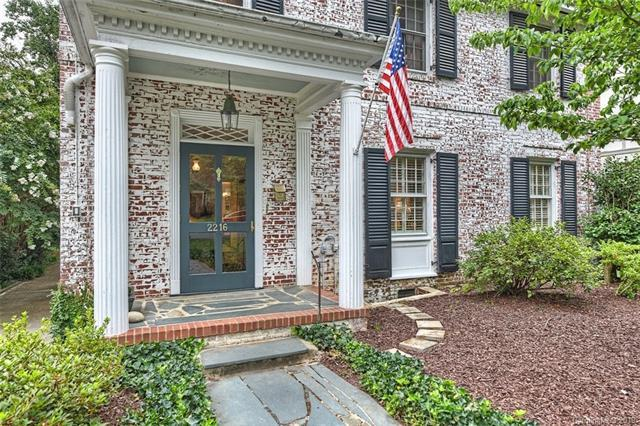 2216 Colony Road, Charlotte, NC 28209 (#3522814) :: Scarlett Real Estate
