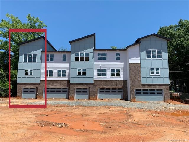 1615 Chatham Avenue Tow0006, Charlotte, NC 28205 (#3522829) :: MECA Realty, LLC