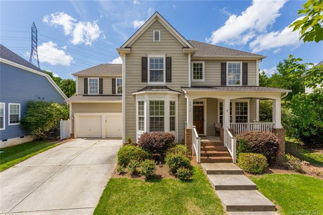 8012 Woods Run Lane, Huntersville, NC 28078 (#3522832) :: Mossy Oak Properties Land and Luxury
