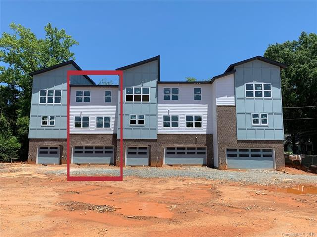 1613 Chatham Avenue Tow0007, Charlotte, NC 28205 (#3522841) :: Mossy Oak Properties Land and Luxury