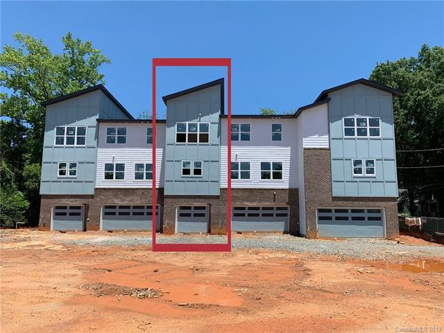 1611 Chatham Avenue Tow0008, Charlotte, NC 28205 (#3522845) :: Mossy Oak Properties Land and Luxury