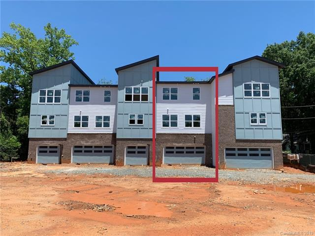 1609 Chatham Avenue Tow0009, Charlotte, NC 28205 (#3522850) :: Mossy Oak Properties Land and Luxury