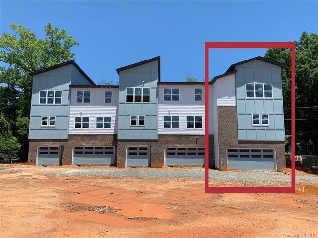 1607 Chatham Avenue Tow0010, Charlotte, NC 28205 (#3522859) :: Homes Charlotte