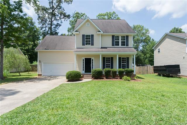 6703 2nd Avenue, Indian Trail, NC 28079 (#3522860) :: MECA Realty, LLC