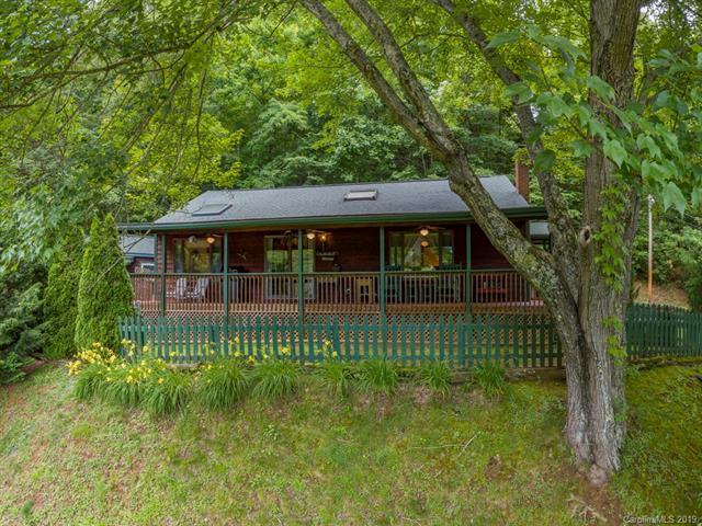 151 Clayton Lake Road, Waynesville, NC 28785 (#3522877) :: MECA Realty, LLC