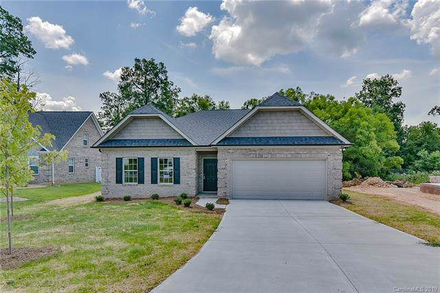 5357 Brickyard Terrace Court #21, Concord, NC 28027 (#3522915) :: RE/MAX RESULTS