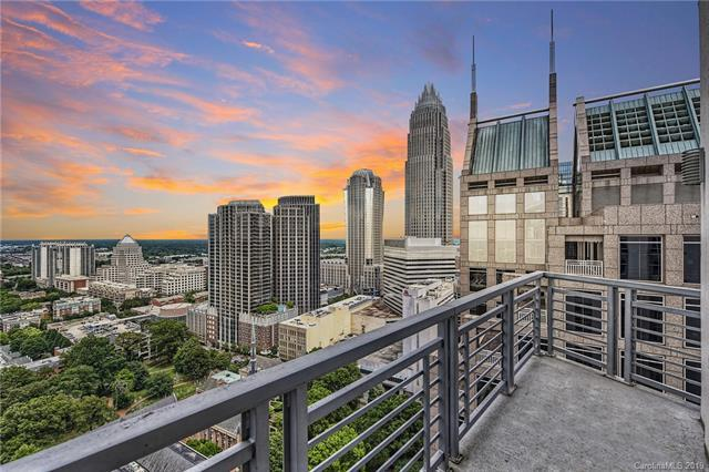 333 W Trade Street #2700, Charlotte, NC 28202 (#3523010) :: MartinGroup Properties