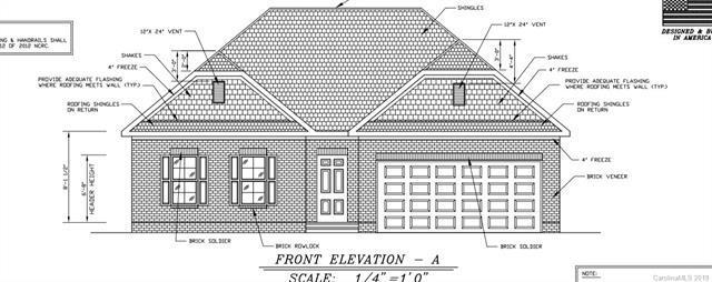 3322 Brickwood Circle #44, Midland, NC 28107 (#3523073) :: Stephen Cooley Real Estate Group