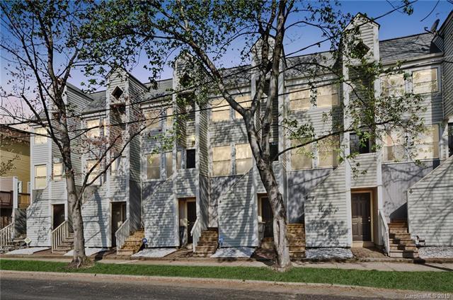 721 Poplar Street #3, Charlotte, NC 28202 (#3523111) :: LePage Johnson Realty Group, LLC