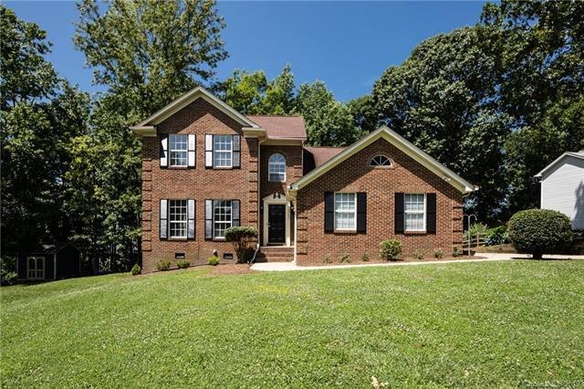 10907 Lassen Court, Charlotte, NC 28214 (#3523148) :: Keller Williams South Park