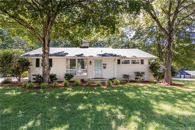 5875 Wedgewood Drive, Charlotte, NC 28210 (#3523189) :: MartinGroup Properties