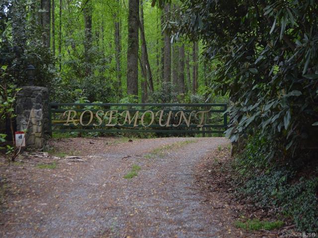 Lot 8 Forest Rose Lane, Sylva, NC 28779 (#3523211) :: Charlotte Home Experts