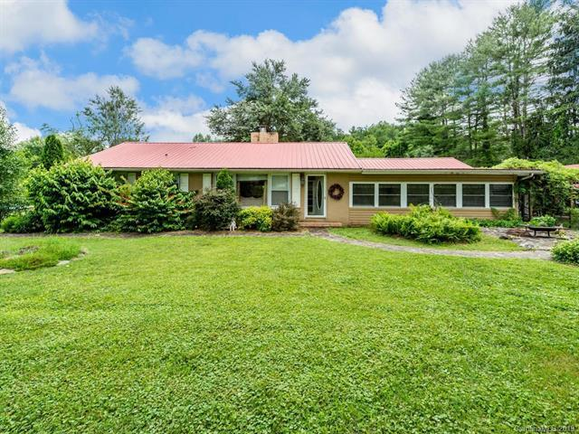 23 Parkers Creek Lane, Pisgah Forest, NC 28768 (#3523231) :: Francis Real Estate
