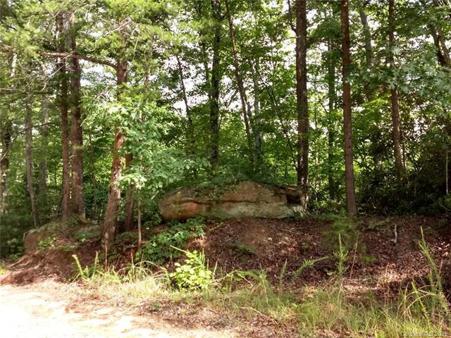 Lot 267 Wildcat Circle #267, Lake Lure, NC 28746 (#3523257) :: Carlyle Properties