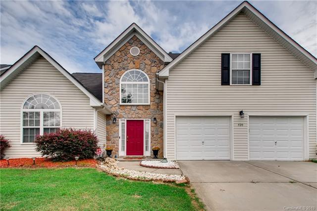 520 Cool Creek Drive, Rock Hill, SC 29732 (#3523324) :: MECA Realty, LLC
