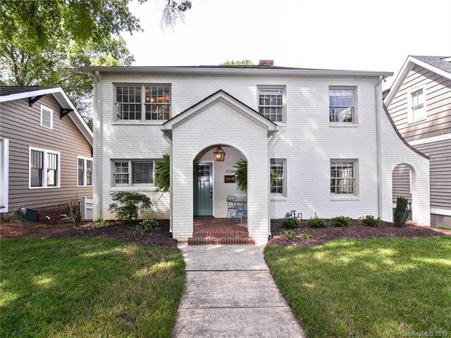 600 E Tremont Avenue, Charlotte, NC 28203 (#3523332) :: Stephen Cooley Real Estate Group