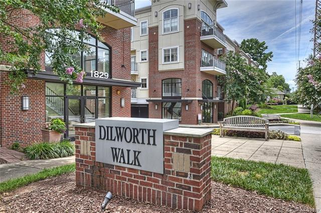 1903 Kenilworth Avenue #306, Charlotte, NC 28203 (#3523361) :: Stephen Cooley Real Estate Group