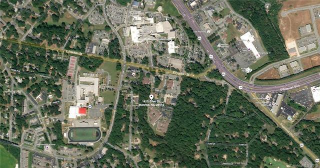 1410 Ellen Street, Monroe, NC 28112 (#3523369) :: Stephen Cooley Real Estate Group