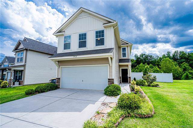 1962 Mallard Pointe Drive, Kannapolis, NC 28083 (#3523376) :: Odell Realty