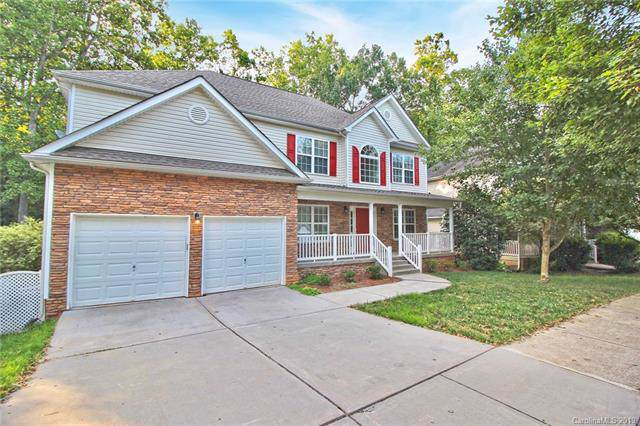 19034 Oakhurst Boulevard, Cornelius, NC 28031 (#3523384) :: Caulder Realty and Land Co.