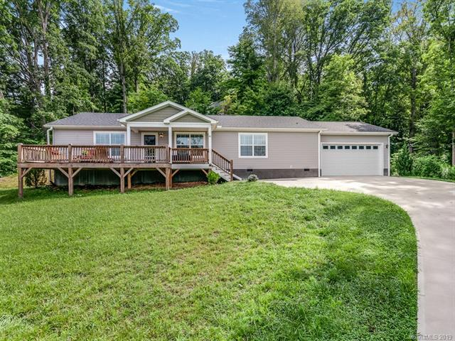101 Luther Cove Road, Candler, NC 28715 (#3523423) :: MECA Realty, LLC
