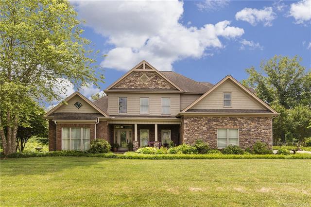 185 Knollbrook Drive, Mocksville, NC 27028 (#3523510) :: Robert Greene Real Estate, Inc.