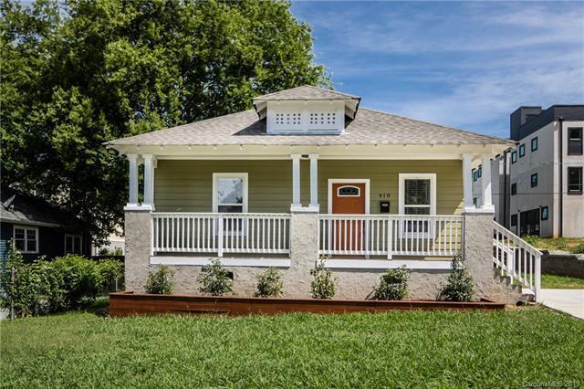 410 Katonah Avenue, Charlotte, NC 28208 (#3523595) :: Francis Real Estate