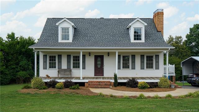 718 Brevard Drive, Albemarle, NC 28001 (#3523647) :: Carlyle Properties