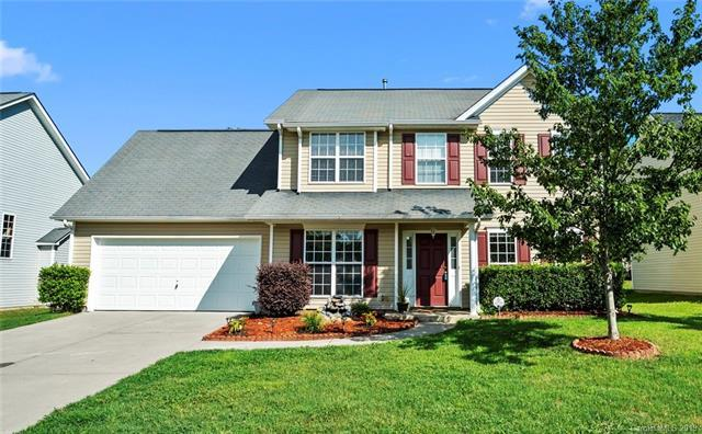 2007 Cadberry Court, Indian Trail, NC 28079 (#3523663) :: High Performance Real Estate Advisors
