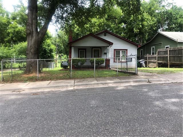 1401 N Alexander Street N, Charlotte, NC 28205 (#3523680) :: Stephen Cooley Real Estate Group