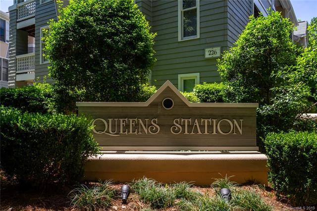 226 Queens Road #78, Charlotte, NC 28204 (#3523813) :: BluAxis Realty