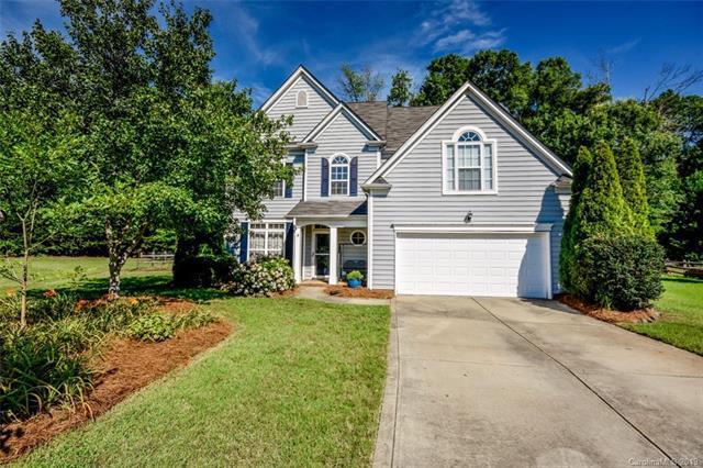 4805 Walnut Grove Street, Harrisburg, NC 28075 (#3524063) :: High Performance Real Estate Advisors