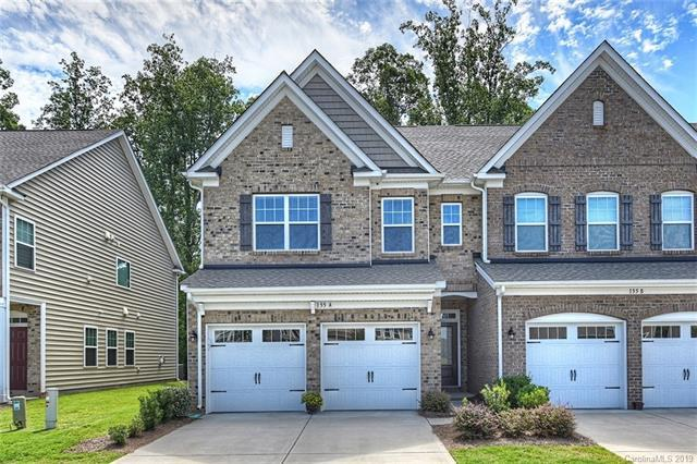 155 Portola Valley Drive A, Mooresville, NC 28117 (#3524191) :: Besecker Homes Team