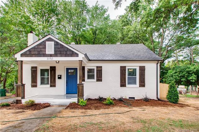 3151 Maury Street, Charlotte, NC 28208 (#3524214) :: Homes Charlotte