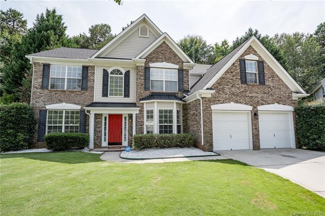 8804 St Brides Court, Huntersville, NC 28078 (#3524245) :: High Performance Real Estate Advisors