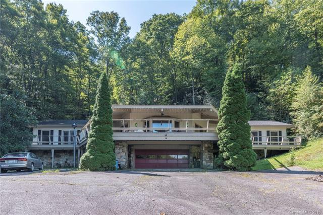 155 Pisgah Forest Drive, Pisgah Forest, NC 28768 (#3524258) :: Francis Real Estate