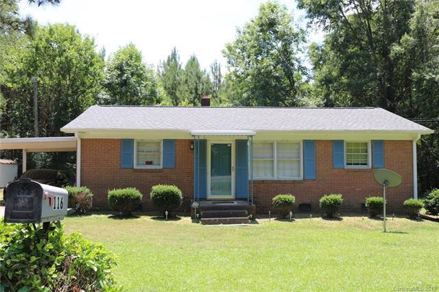 116 E Lansford Drive, Wadesboro, NC 28170 (#3524270) :: Rinehart Realty