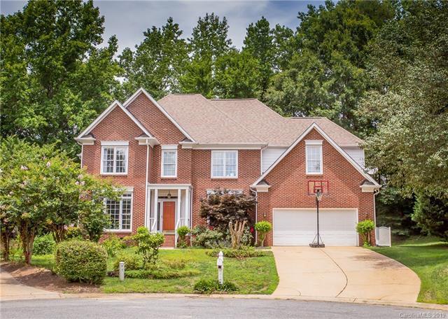 17128 Windy Oaks Court, Cornelius, NC 28031 (#3524285) :: High Performance Real Estate Advisors
