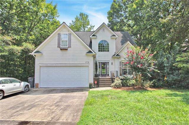 2716 Huntingtowne Farms Lane #98, Charlotte, NC 28210 (#3524457) :: Keller Williams Biltmore Village