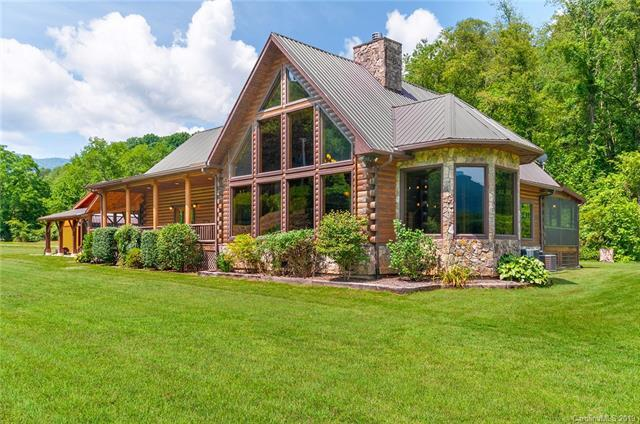 612 Barkers Creek Road, Whittier, NC 28789 (#3524504) :: Stephen Cooley Real Estate Group
