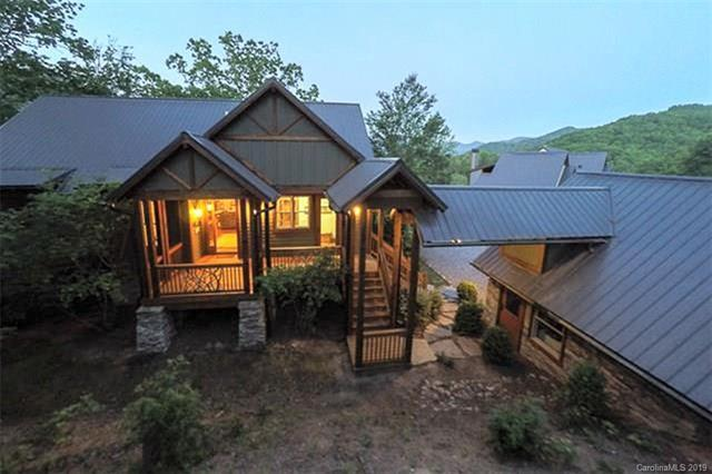 123 Wild Top Trail, Cullowhee, NC 28723 (#3524616) :: Stephen Cooley Real Estate Group