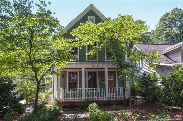 1917 Ashland Avenue, Charlotte, NC 28205 (#3524666) :: Charlotte Home Experts