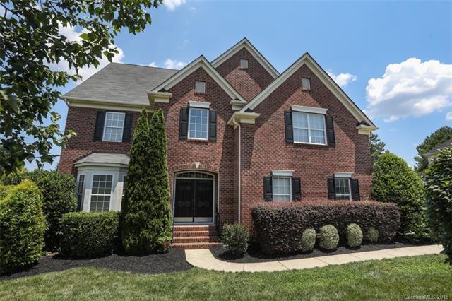 7742 Horseshoe Creek Drive, Huntersville, NC 28078 (#3524689) :: LePage Johnson Realty Group, LLC
