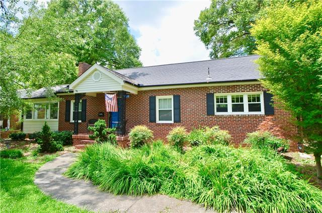 1509 Richland Drive, Charlotte, NC 28205 (#3524775) :: High Performance Real Estate Advisors