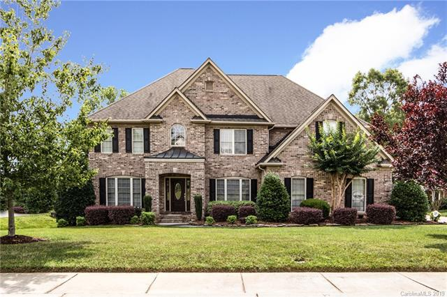 2508 Flagstick Drive, Matthews, NC 28104 (#3524936) :: High Performance Real Estate Advisors