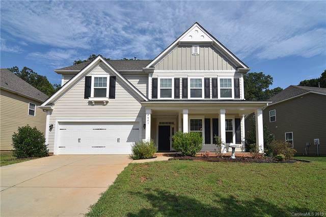 2607 Logan Caroline Lane, Monroe, NC 28110 (#3524945) :: Puma & Associates Realty Inc.