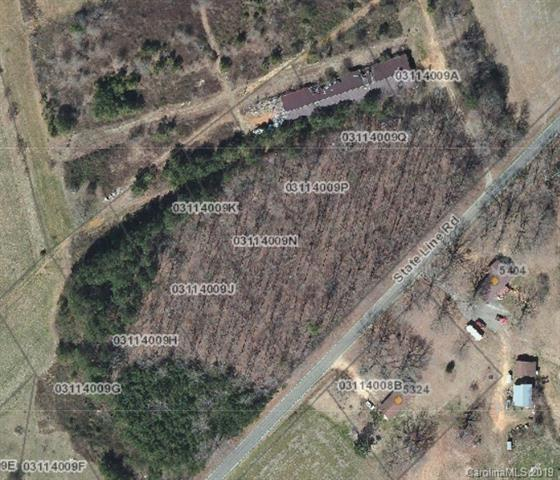 Lot 7 State Line Road, Marshville, NC 28103 (#3525061) :: The Premier Team at RE/MAX Executive Realty