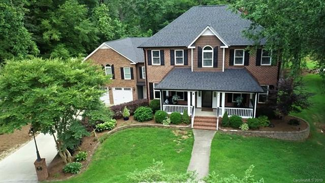 8611 Blue Heron Drive, Terrell, NC 28682 (#3525176) :: Chantel Ray Real Estate