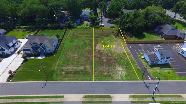 Lot20 Eaton Road #20, Charlotte, NC 28205 (#3525289) :: Cloninger Properties